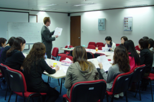 Elite English Training for Neo Derm